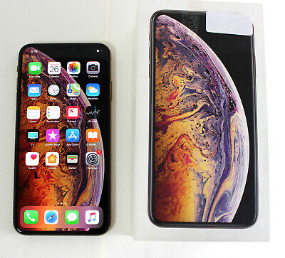 Apple iPhone XS Max - 256 GB - Gold (Unlocked) **Faulty- Sporadic Power Issue**