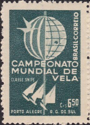 BRAZIL - 1959 - World Champion Snipe Porto Alegre RS - MNH Stamp - Scott #898