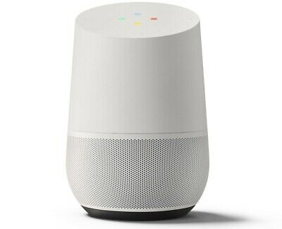 2019  Google - Home Smart Speaker - White Slate