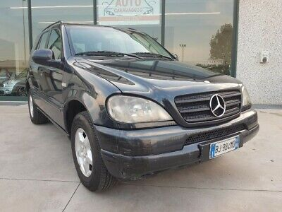 MERCEDES Classe ML turbodiesel cat CDI