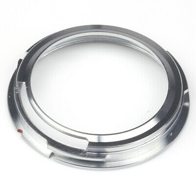 Lens Adapter For M42 Screw Lens To Contax Yashica C/Y Mount Camera