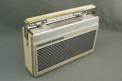 SCHAUB-LORENZ WEEKEND 70 Kofferradio Transistorradio 1966-67