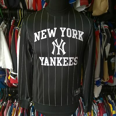 New York Yankees Jumper Mlb Baseball Shirt Majestic Jersey Size Adult S