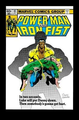 Power Man & Iron Fist epic collection: revenge! by Frank Miller (Paperback /