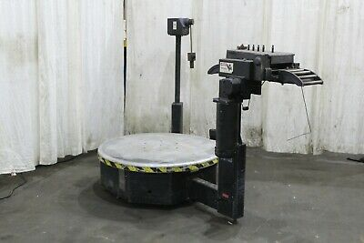 5000 Lb Rapid Air Pallet Coil Reel & Feeder Straightener: Yoder #71956