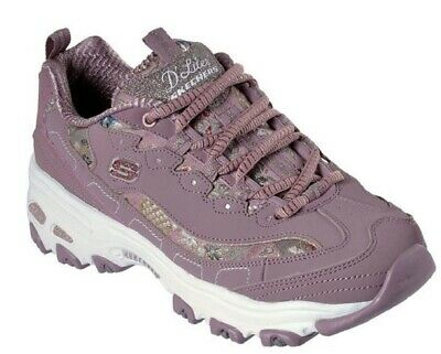 SKECHERS D'LITES Now and Then Damen Schuhe Sneaker