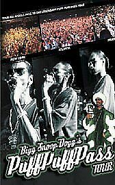 Snoop Dogg - The Puff Puff Pass Tour [UMD Mini for PSP] [2009], New, DVD, FREE &
