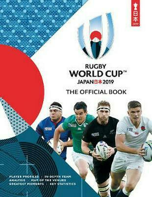 Rugby World Cup 2019 Tm by Simon Collings Paperback Book Free Shipping!
