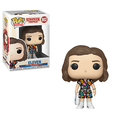 Funko Pop Stranger Things Netflix Season 3 Eleven Mall Outfit #802 Figure 38536