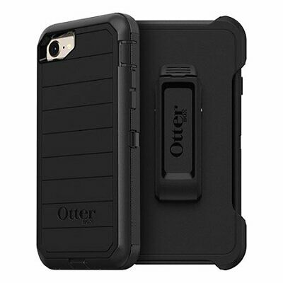 OtterBox Defender Pro Modular Rugged Case With Belt Clip for iPhone 8, iPhone 7