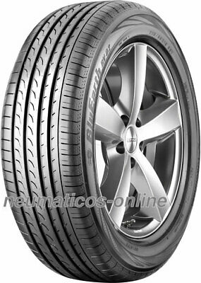 4x Yokohama BluEarth (RV-02) 235/55 R18 100V