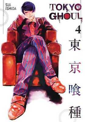 Tokyo ghoul. 4 by Sui Ishida (Paperback) Highly Rated eBay Seller, Great Prices