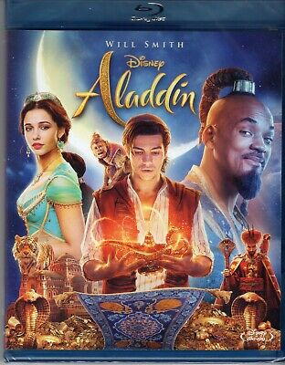 Aladdin (live action) (2019) Blu Ray