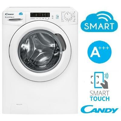Lavatrice Candy CS14102D3/1-01 Smart Touch Carica frontale 10 Kg A+++ 1400 giri