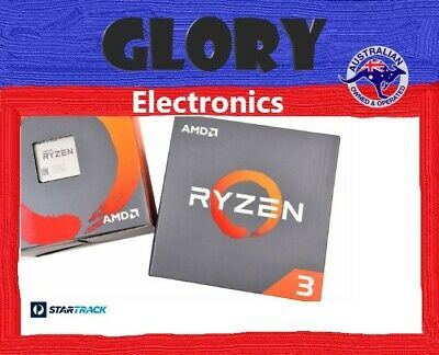 AMD Ryzen 3 2200G, 4 Core AM4 CPU, 3.7GHz 6MB 65W w/Wraith Stealth Cooler Fan RX