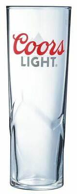 TUFF LUV Personalised Beer Glass / Barware CE Pint (57cl) for Coors Light