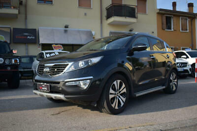 Kia sportage 2.0 crdi vgt 184cv awd r full optional