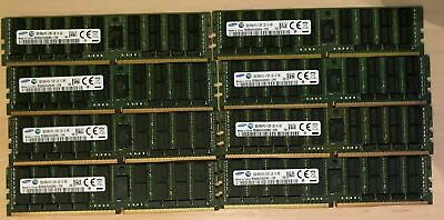 64GB (4x 16GB) Micron PC4-2133P DDR4 ECC RegDIMM from Germany used