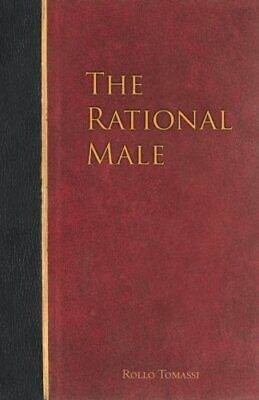 The Rational Male ORIGINAL Rollo Tomassi New Free Shipping