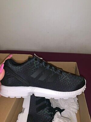 new styles 3f5a7 6ab1e ADIDAS ZX FLUX |Women's/girls 5.5 |RRP £70
