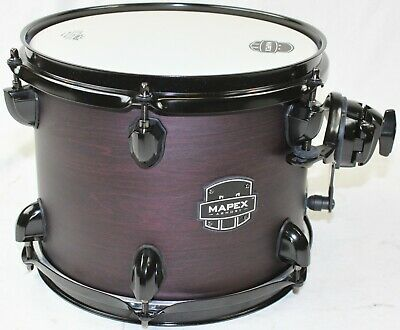 "Mapex Armory Series Exotic Studioease 10"" Rack Tom Drum #R1623"