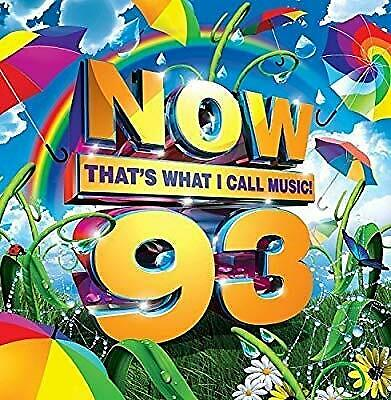 NOW That�s What I Call Music! 93, Various Artists, Used; Good CD