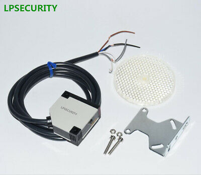 4 Meters Detection Gate Safety Photocell/Retro Reflective Photoelectric Sensor