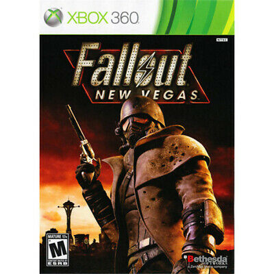 Fallout New Vegas [M]  Disc Only