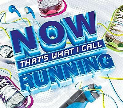 NOW Thats What I Call Running, Various Artists, Used; Good CD