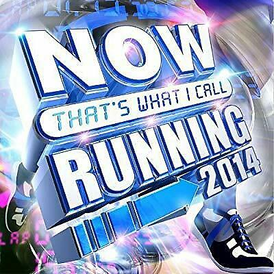 NOW Thats What I Call Running 2014, Various Artists, Used; Good CD
