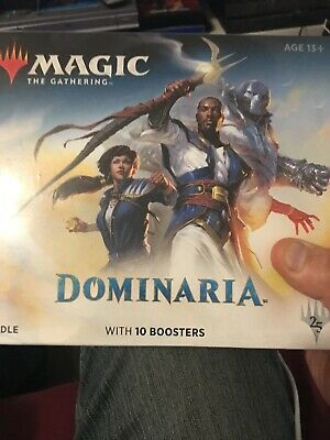 Empty Dominaria Bundle Box Wizards of the Coast GAMING SUPPLY BRAND NEW ABUGames