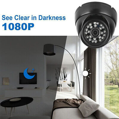 1200TVL Bus Dome Security Night Vision Infrared Plastic HD Camera Mini Indoor