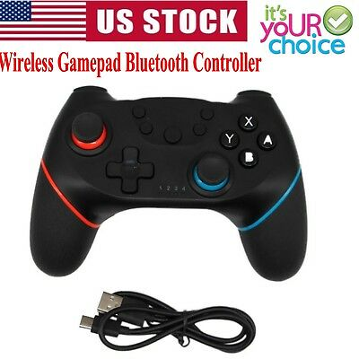 Wireless Gamepad Joypad Remote Pro Controller for Nintendo Switch Console