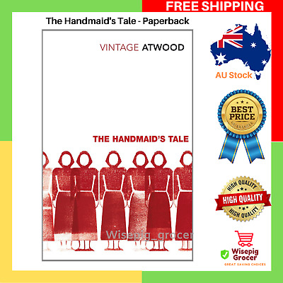 The Handmaid's Tale by Margaret Atwood | Paperback Book | NEW | Free Shipping
