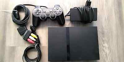Sony SCPH-70004 PlayStation 2 Slim Console + memory card 8 mb + secondo pad
