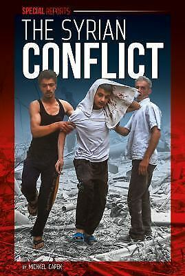 Syrian Conflict, Library by Capek, Michael ISBN13 9781680783988 gently Pre-owned