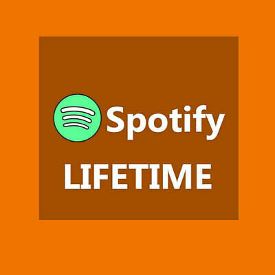 Spotify premium-lifetime warranty-private-worldwide-instant delivery