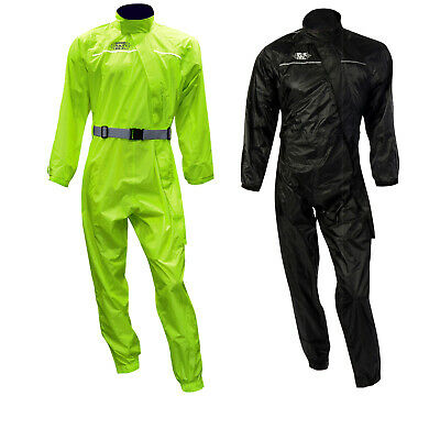 Oxford Rain Seal All Weather Waterproofs Motorcycle Motorbike Scooter Over Suit