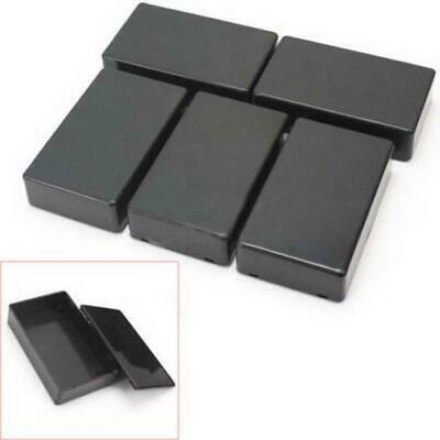 1/5/10pcs Plastic Electronic Project Box Enclosure Instrument Case 100x60x25mm