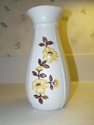 Radford Vase Made in England Hand Painted - Pattern 1230