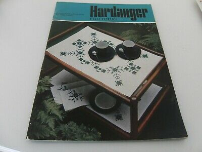 Coats Hardanger For Today Booklet