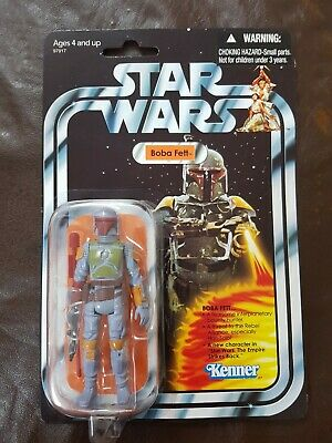 Star Wars Vintage Collection Boba Fett Rocket Firing VCP03 MOC SUPER  RARE