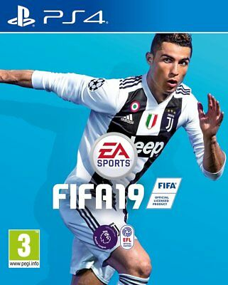 Fifa 19 (Ps4)  Brand New Sealed - In Stock - Quick Dispatch - Free Uk Postage