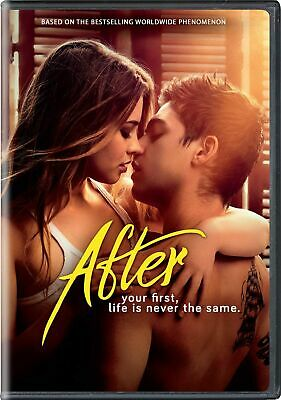 After (DVD, 2019) Brand New!  Fast Free Shipping!