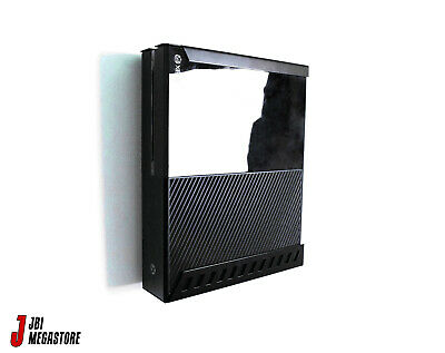 Xbox One Original Console Wall Mount Kit Bracket Holder Black Metal