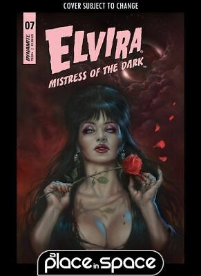 Elvira: Mistress Of The Dark #7A - Parillo (Wk29)