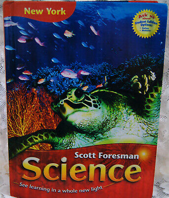 GRADE 4 SCOTT Foresman Science Curriculum DVDs Homeschool