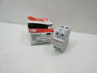 *New* (1) Abb E 92/30 Cc Fuseholder 30A 600V 2Csm299912R1801 *60 Day Warranty*