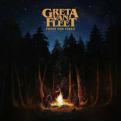 Greta Van Fleet  /  From the Fires   (CD)  New!