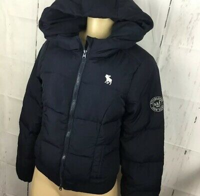 b638b8690 GAP KIDS GIRLS Boys M Puffer Jacket Lightweight Coat Hood Primaloft ...